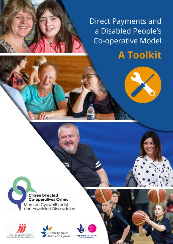 Front cover of toolkit