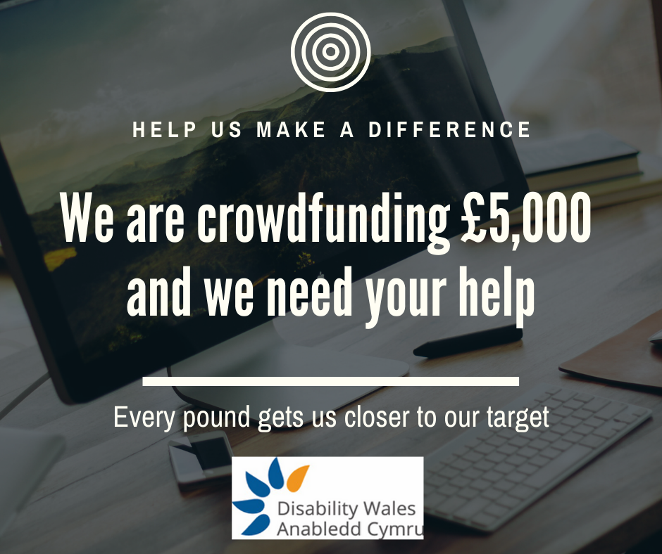 help us make a difference. we are crowdfunding £5000 and we need your help. every pound gets us closer to our target