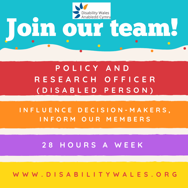 join our team. policy and research officer. influence decision makers, inform our members