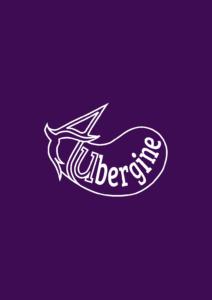 Aubergine Cafe logo