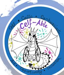Celf-able logo