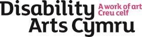 Disability Arts Cymru logo