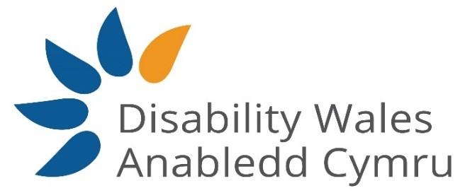 Disability Wales logo