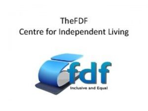 The FDF Centre for Independent Living logo