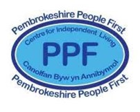 Pembrokeshire People First logo