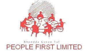Rhondda Cynon Taf People First limited logo